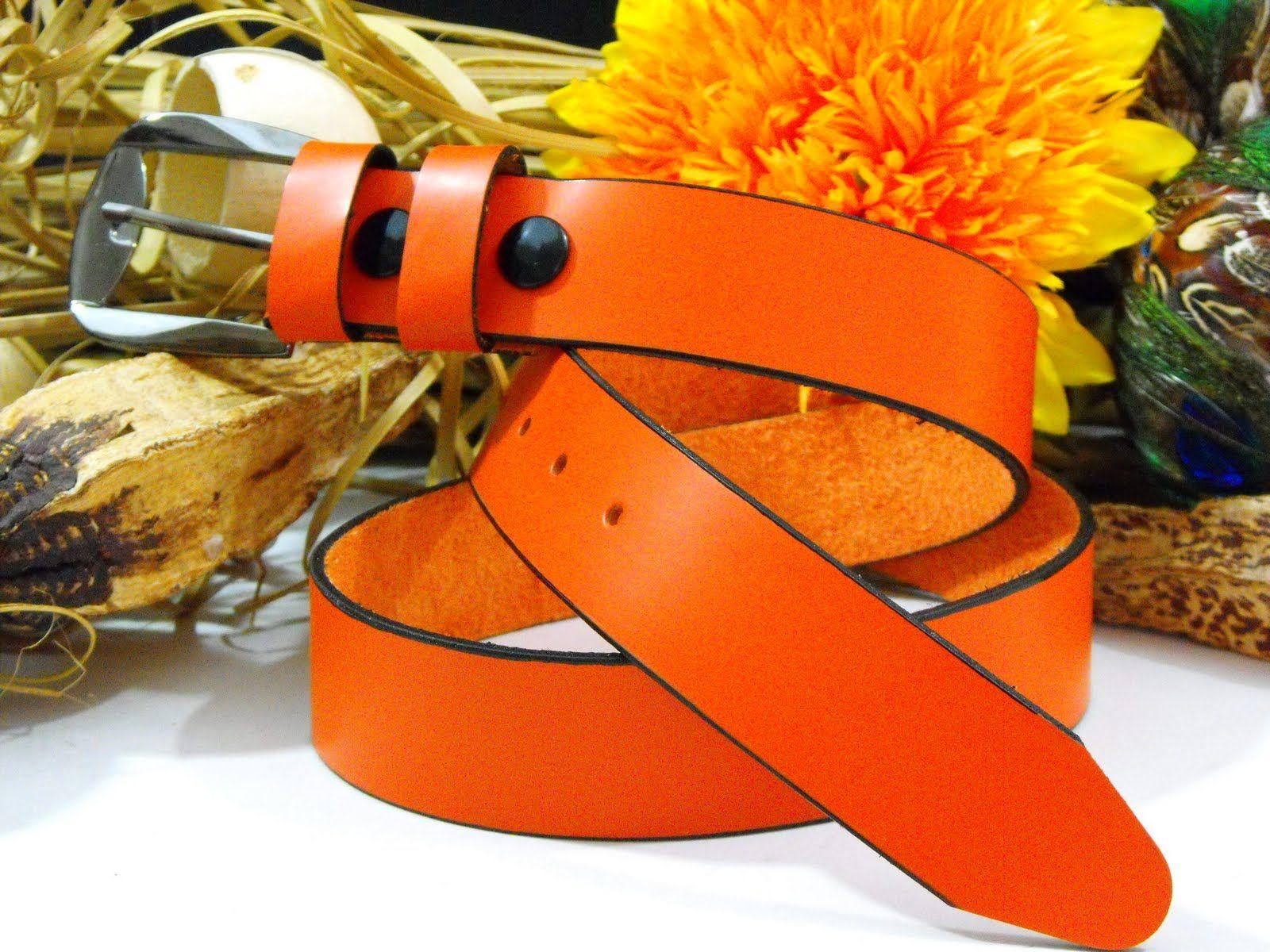 Awesome orange belt