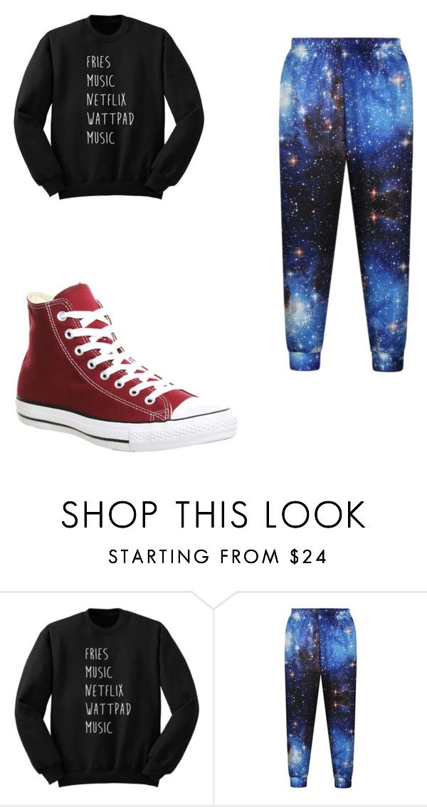 """Untitled #170"" by sierrapalmer10 on Polyvore featuring Converse"
