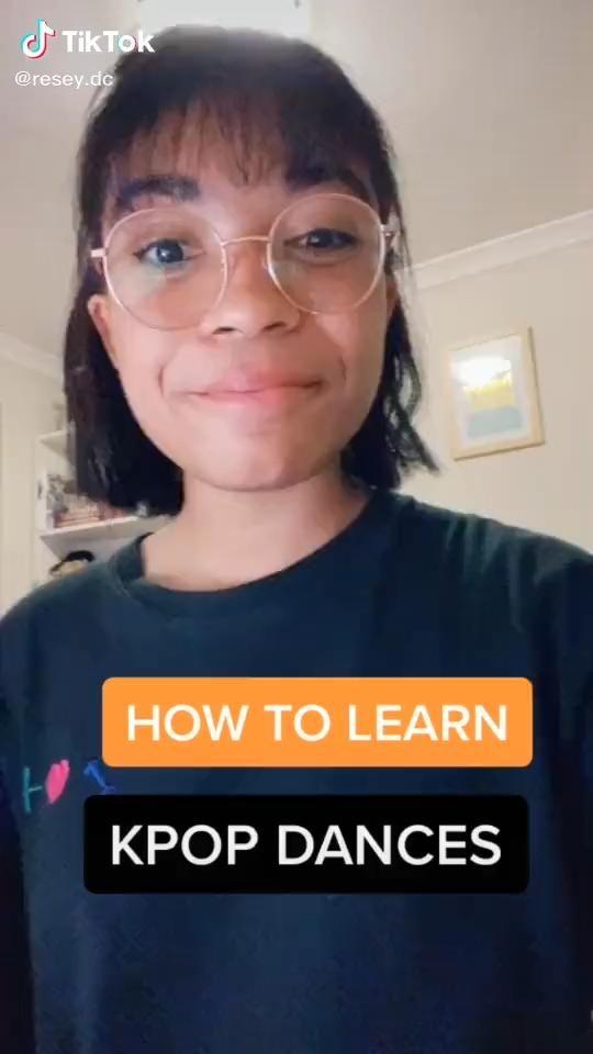 Easy How To Learn Kpop Dance Choreography Educational Tiktok Video Dance Choreography Dance Kpop Dance Choreography Videos