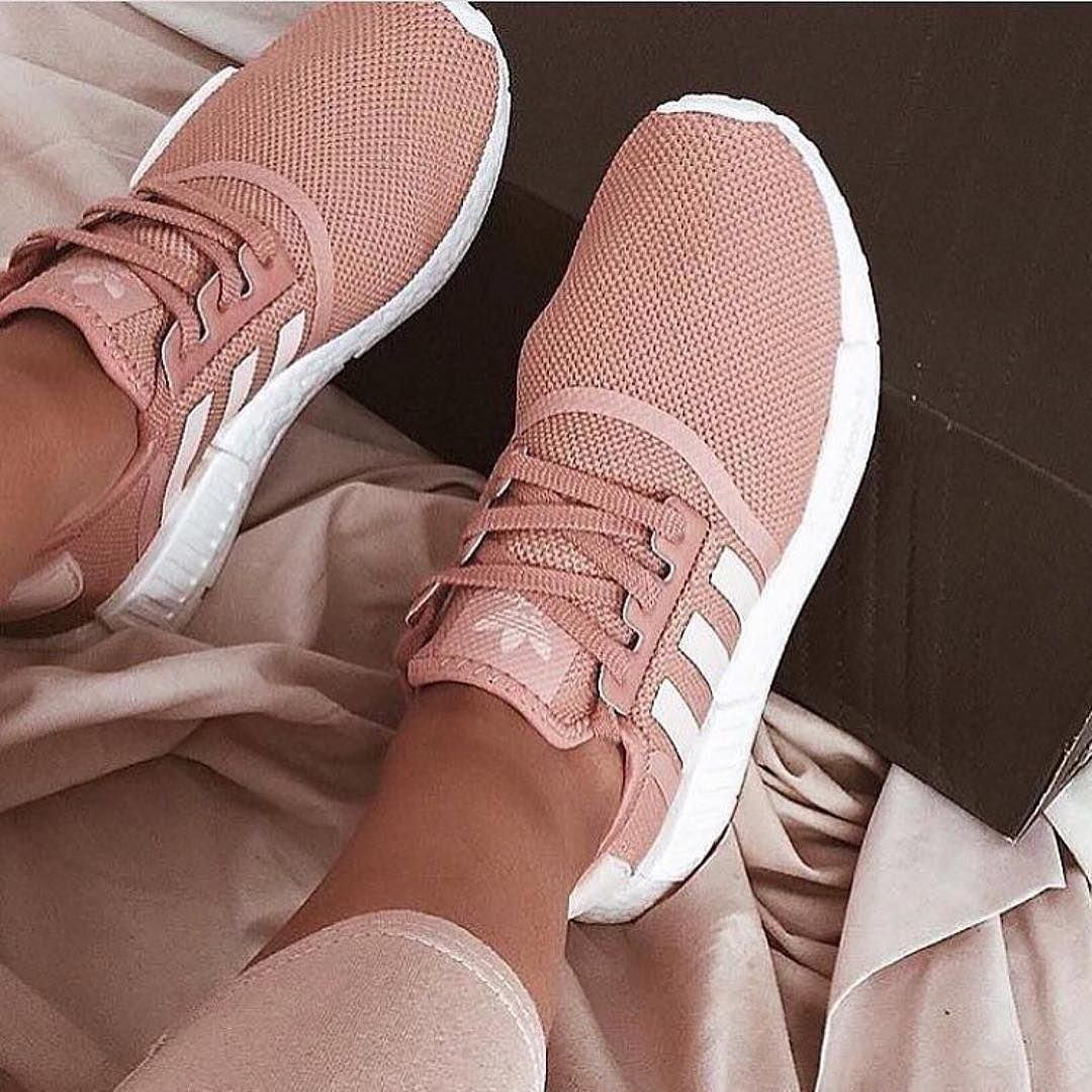 sneakers femme - adidas nmd pink (©nmdhype) | adidas women