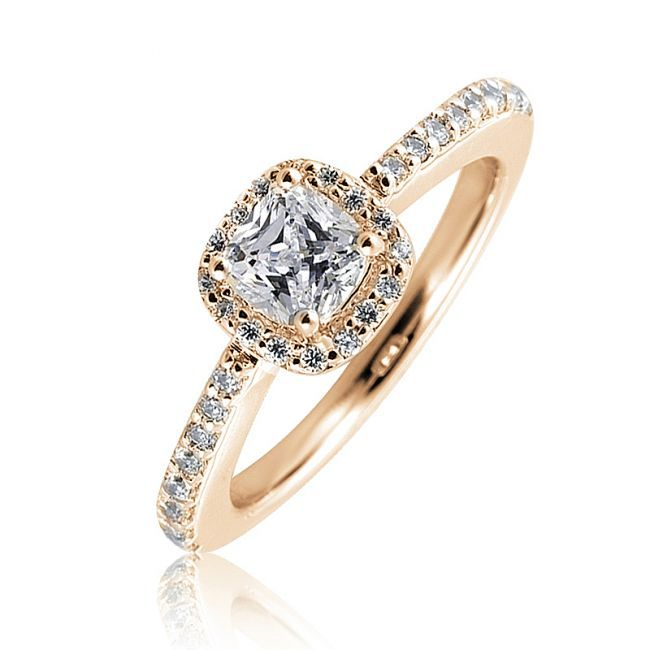 cushion cut engagement rings yellow gold so pretty