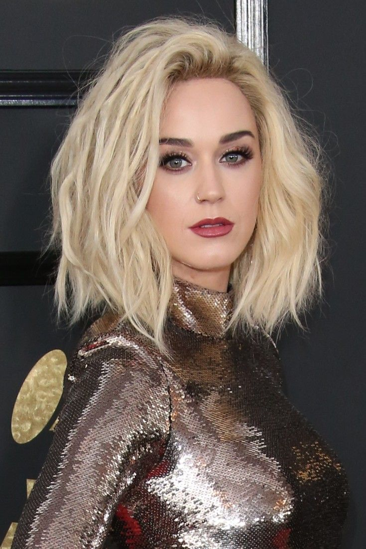 Haircuts 2017 The 7 Hottest Chops To Try This Year Katy Perry