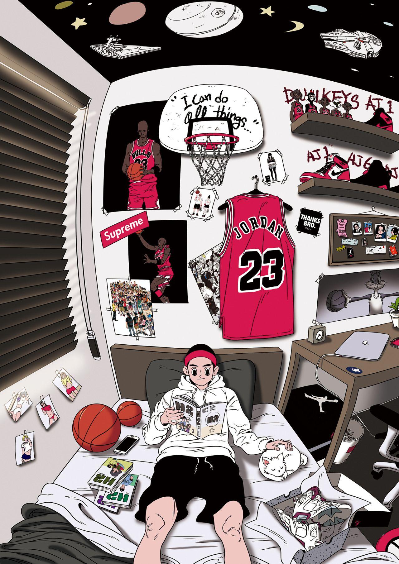 Good Wallpaper Cartoon Jordan - 5df5d0f7684ba1ada62c969ccb3cbe31  You Should Have_598365   .jpg