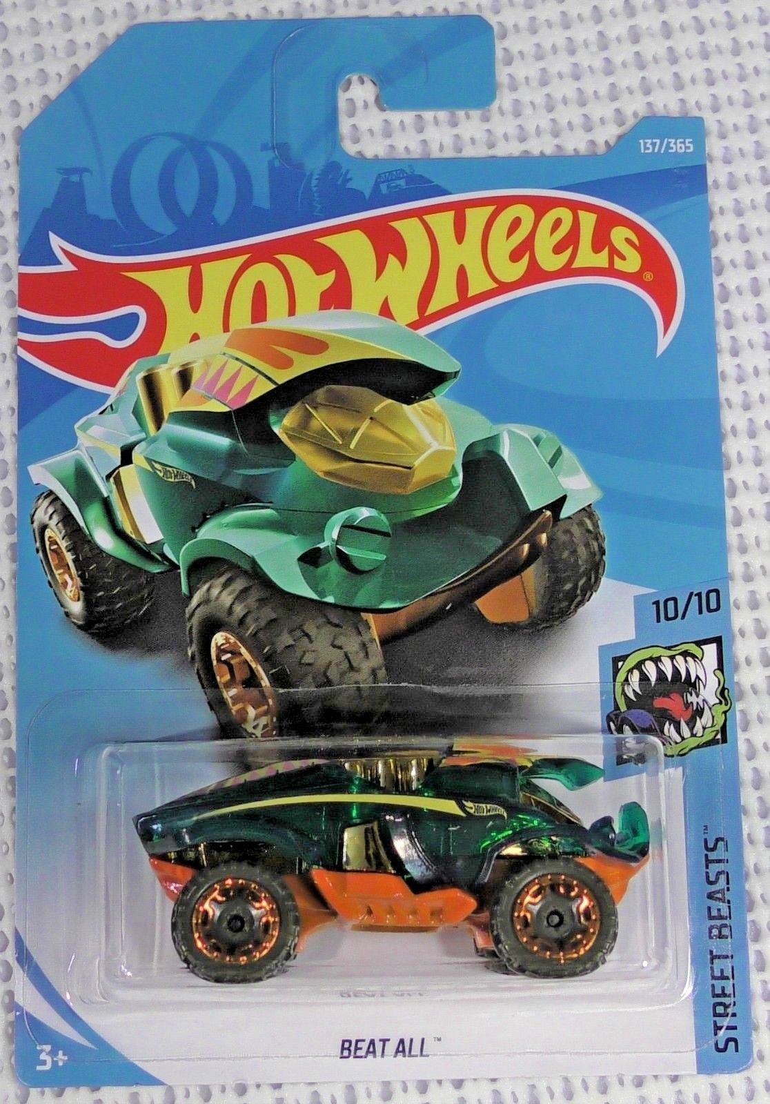 2013 HOT WHEELS  /'/'HW RACING/'/' #137 = `69 CHEVELLE = RED int....