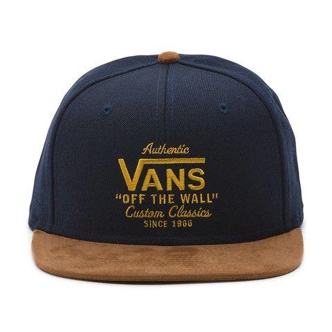 Vans    AUTHENTIC VANS SNAPBACK HAT (G2696)  5bb42c31515