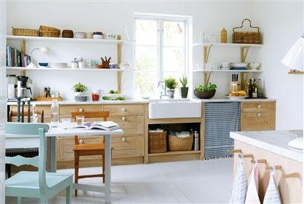 skandinavisch k chen kitchen pinterest skandinavisch k che und k chen ideen. Black Bedroom Furniture Sets. Home Design Ideas