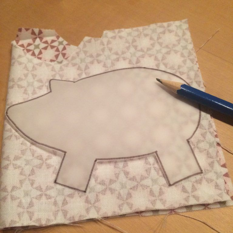 Piggy à coudre – instructions gratuites – recettes sans gluten et idées créatives   – Yvs