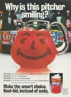 Kool-Aid Soft Drink Mix 1982 Ad Picture