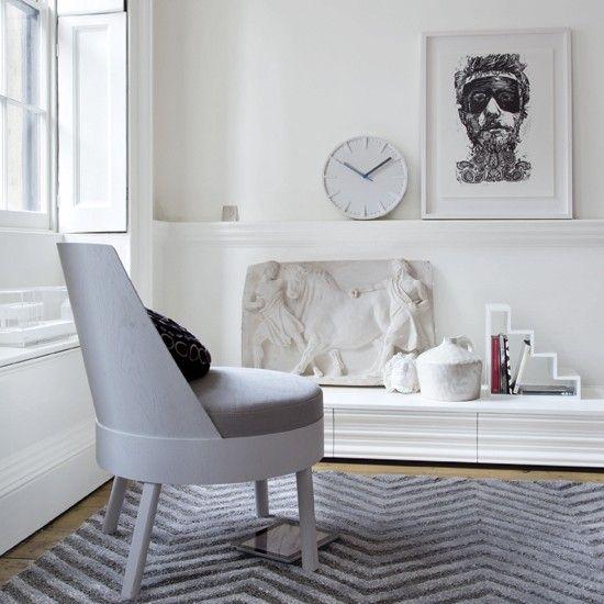 Moderne Im Griechischen Stil Wohnzimmer Wohnideen Living Ideas Interiors  Decoration