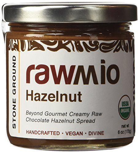 Rawmio Hazelnut Chocolate Butter 6 oz Jar >>> Amazing deals just a click away : Baking supplies