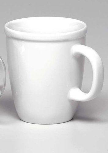 Bodum Teetasse Becher 0 3l Corona Porzellan Teetasse Becher