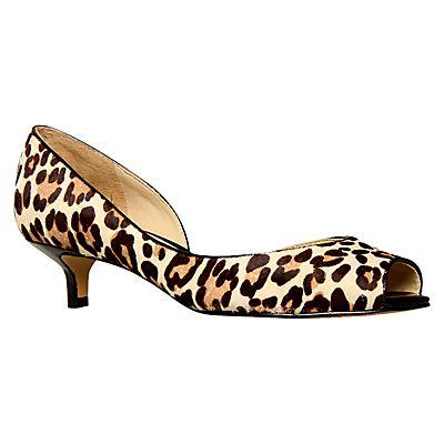 Nine West Leopard Kitten Heel   Vintage clothing   Pinterest   Salto ... 92a00757d4