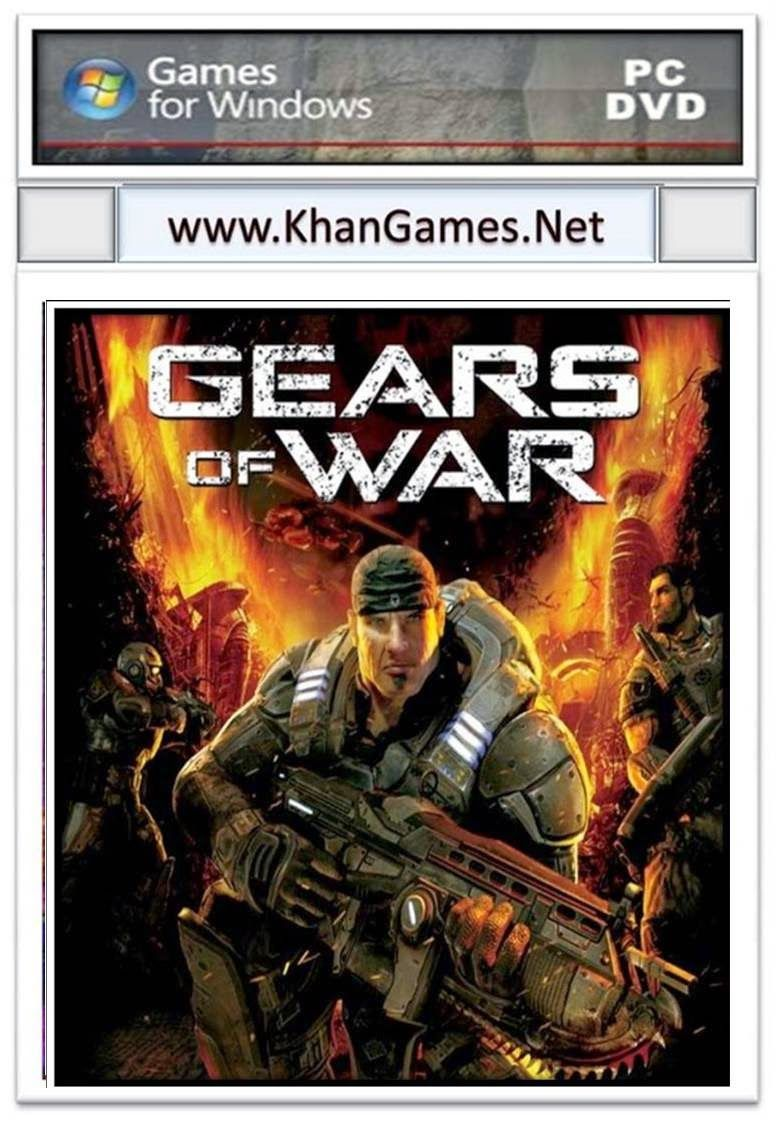 Gears Of War 1 Game Download File Size 7 85 Gb System