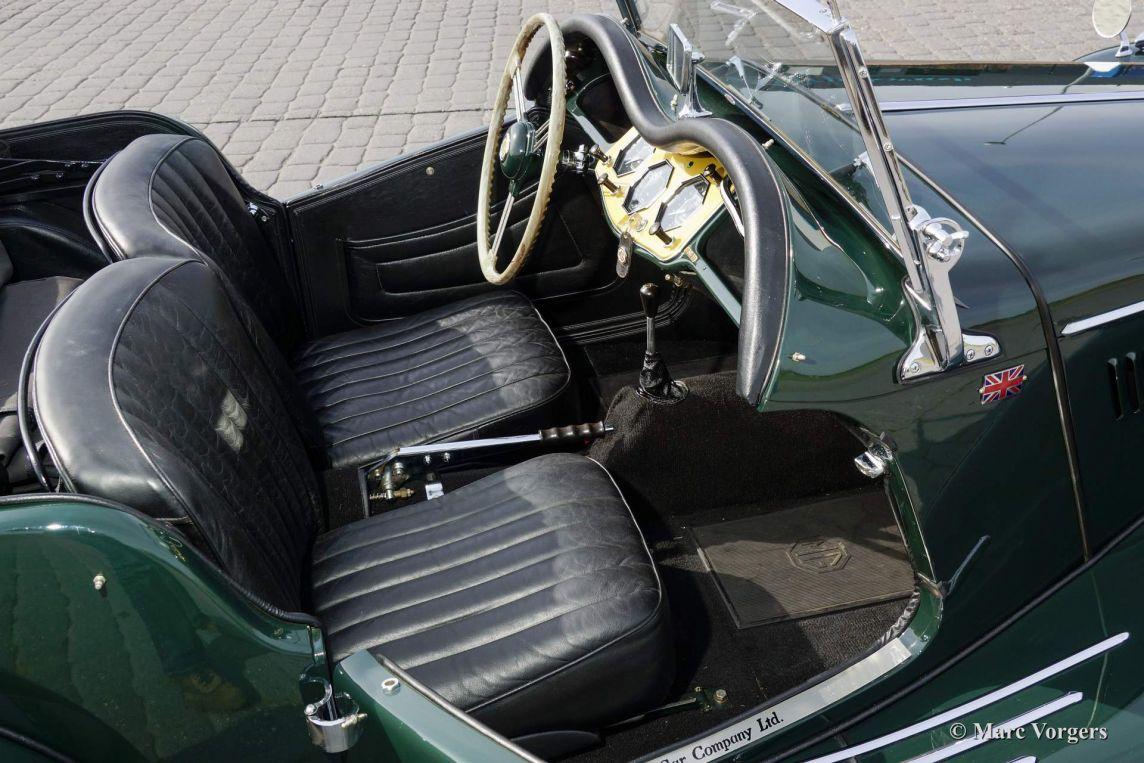 Mg Tf 1250 1954 Tonneau Cover British Racing Green British Cars
