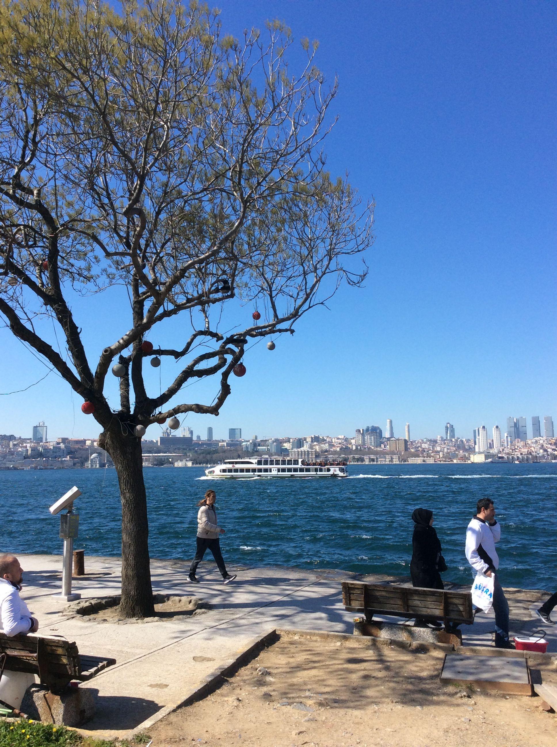 Salacak Uskudar Turkiye Turkei Istanbul Turkiye Und Seyahat