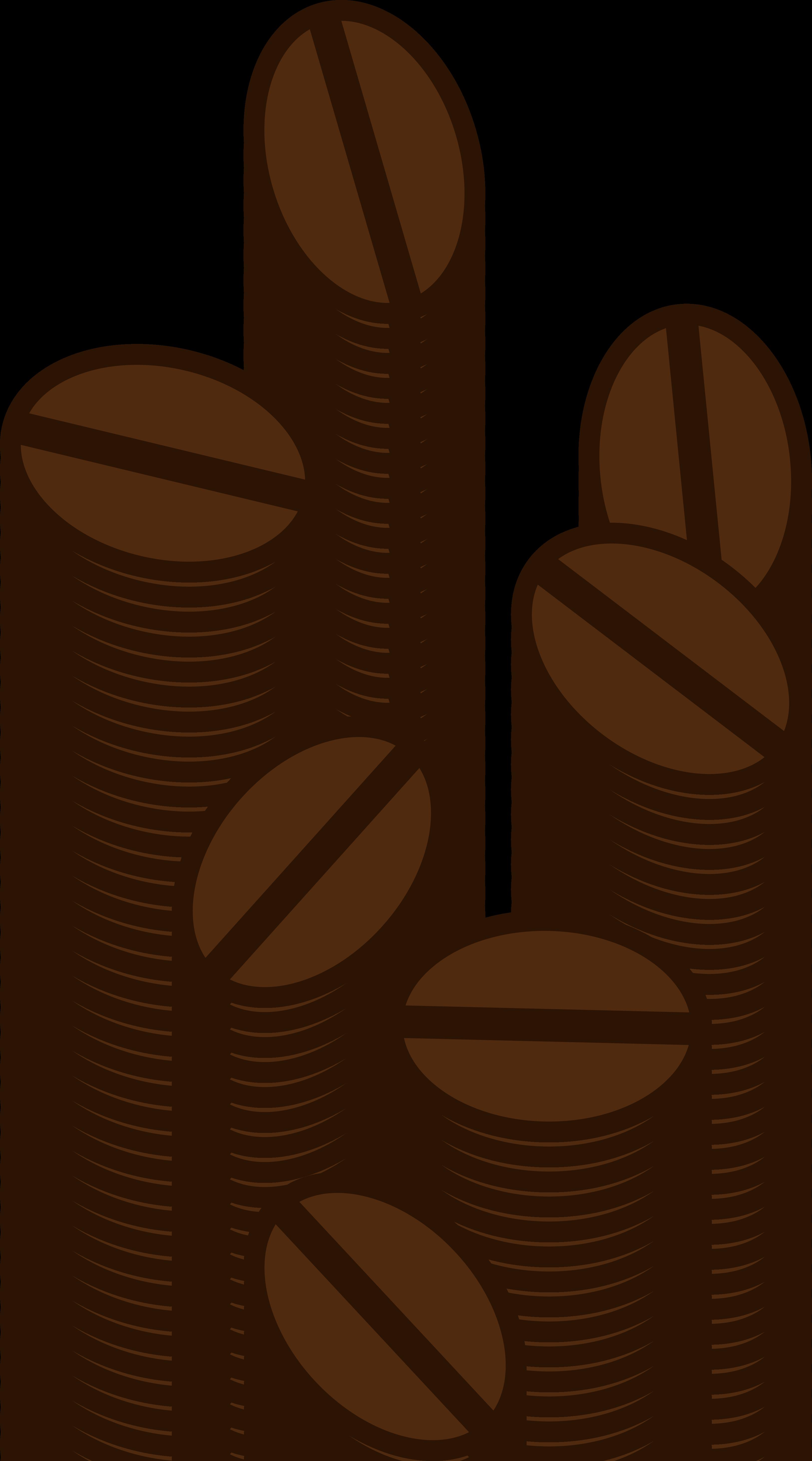 Coffee Bean Clip Art Free coffee Clip Art Pinterest