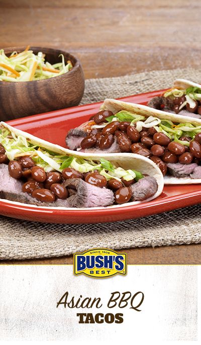 Bushs asian bbq tacos need new dinner ideas try these easy tacos bushs asian bbq tacos need new dinner ideas try these easy tacos forumfinder Gallery