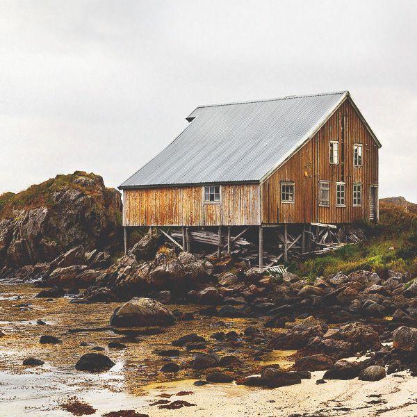 Rorbu in Stø, Norway
