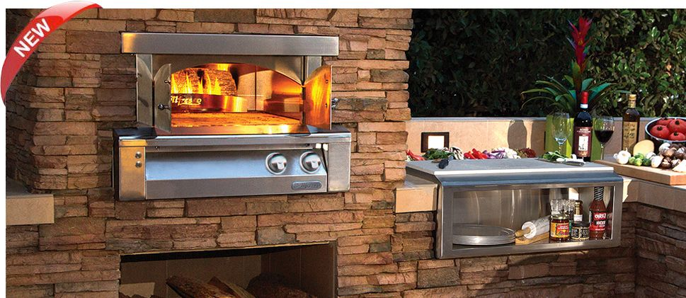 Pizza Oven Plus Alfresco Grills Ideas For The House