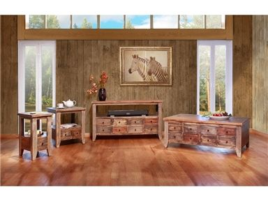 For Home Tail Table W 8 Drawers Ifd965cktl And Other Living Room Tables At Sylvan Furniture In Lewiston Id