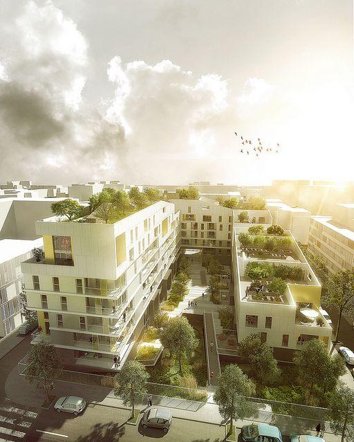 MFR/ Housing/ Gennevilliers - France | Flickr: partage de photos!