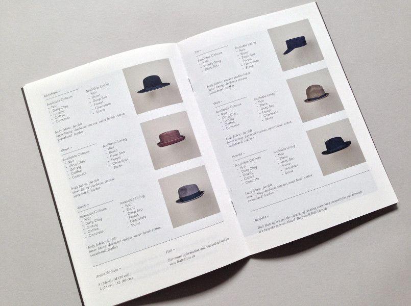 Studio Yukiko — Walt Hats