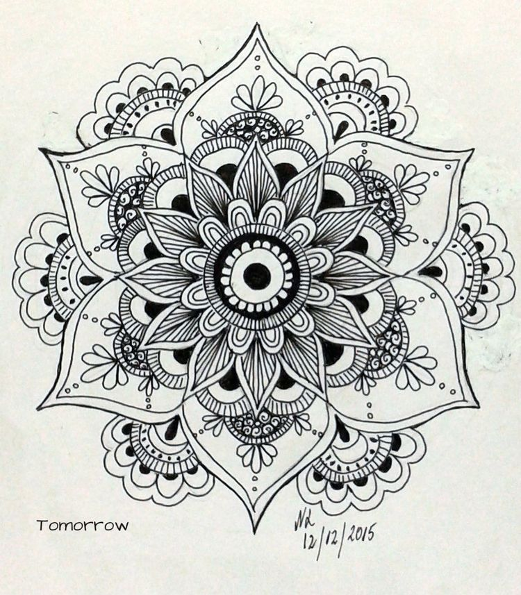 Pin Von Ivana Tomke Auf Mandala Colorings Mandala Kunst Mandala Zum Ausdrucken Mandalas Zeichnen