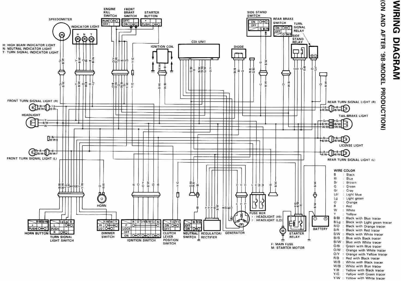 Best Of Yamaha V Star 650 Wiring Diagram In