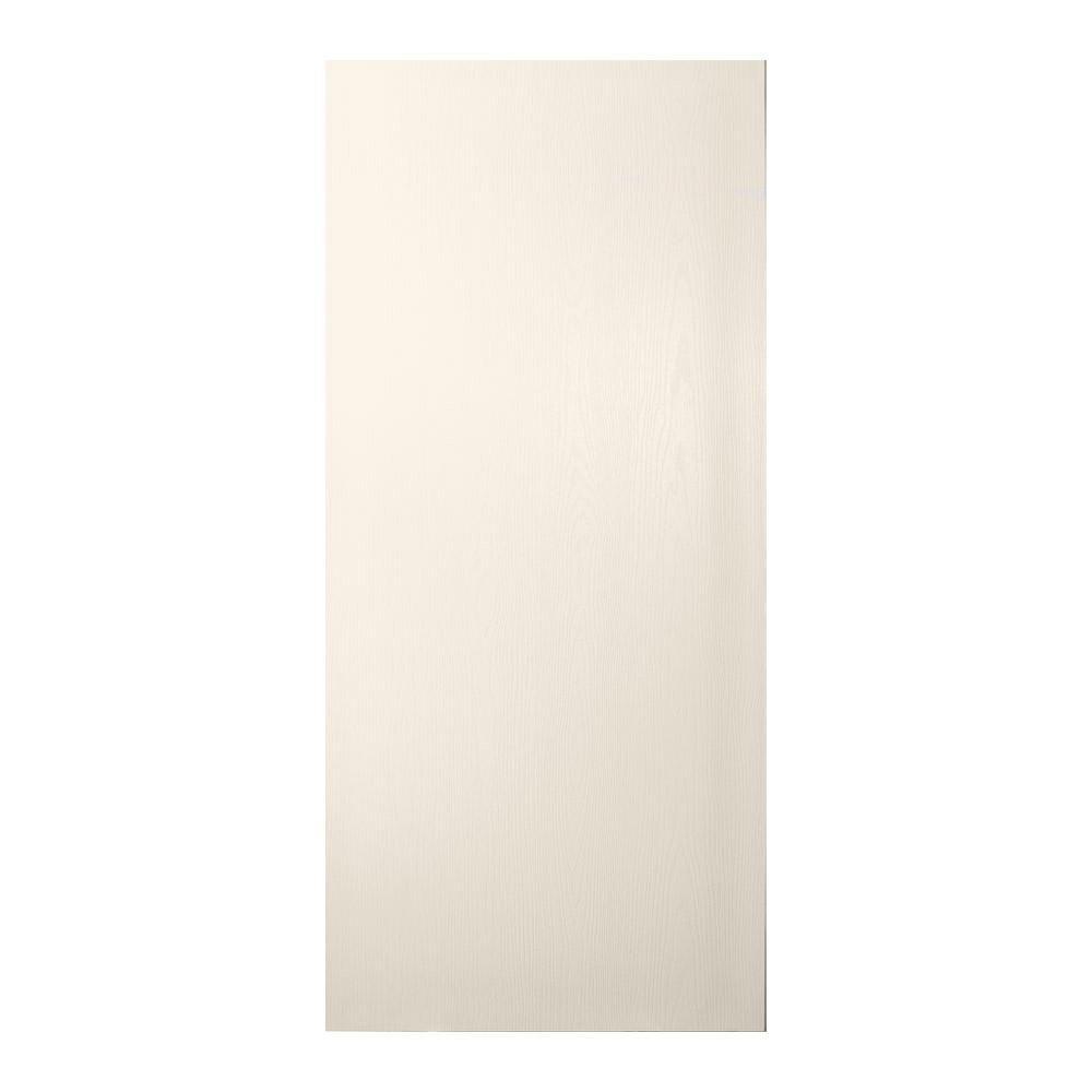 jeld wen 30 in x 80 in hardboard flush unfinished solid on Jeld Wen 30 In X 80 In Birch Unfinished Flush Wood id=92923