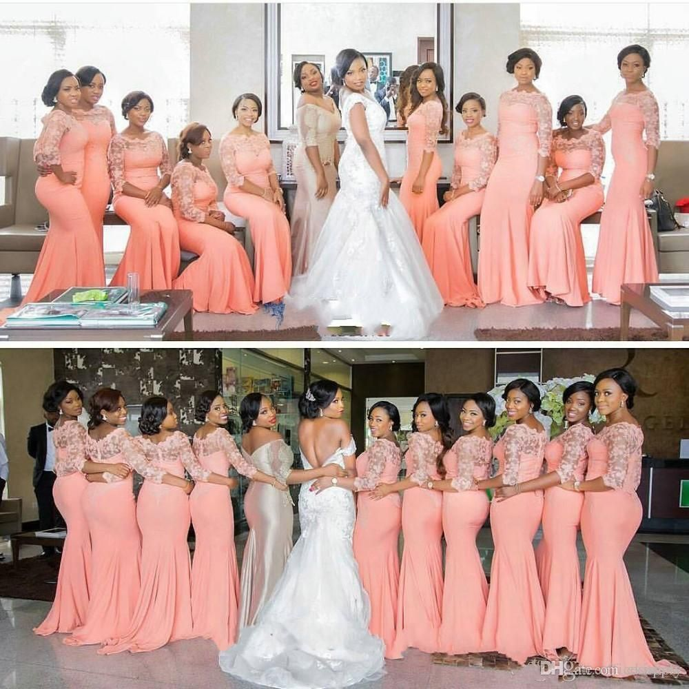 Cheap hot south africa style nigerian bridesmaid dresses plus size cheap hot south africa style nigerian bridesmaid dresses plus size mermaid maid of honor gowns for wedding off shoulder turquoise tulle dress as low as ombrellifo Choice Image