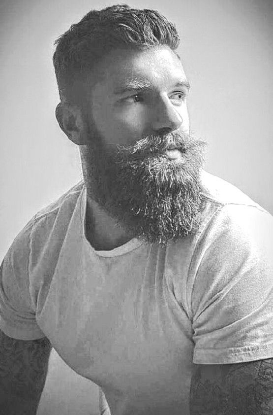 Pin by Seamus McFinley on Fuzz | Beard love, Beard no ...