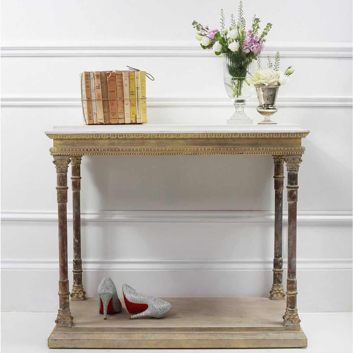 Console Valliere | Console Tables | Living Room | Sweetpea & Willow