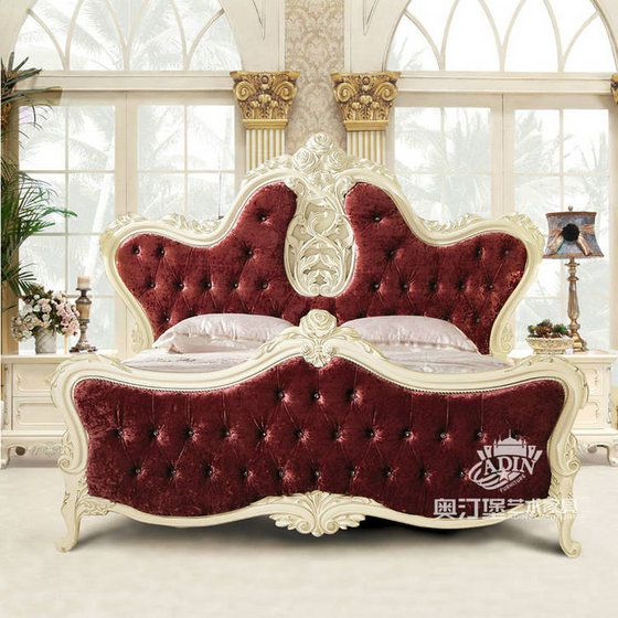Luxury French Style Carved A3901f King Bed Id 5187380 Product Details View From Odmk Home Furniture Factory