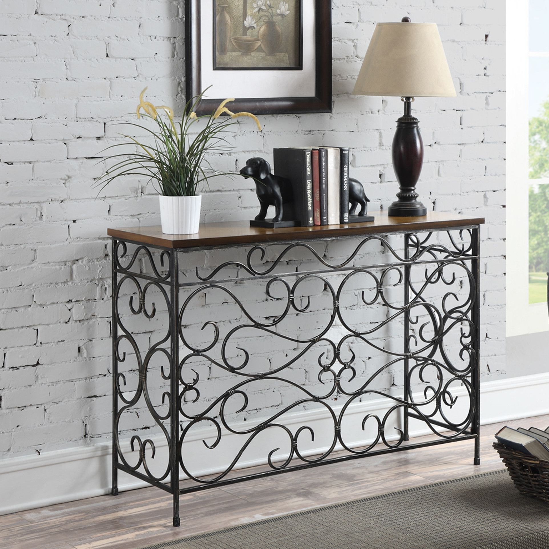 Kingfield Console Table