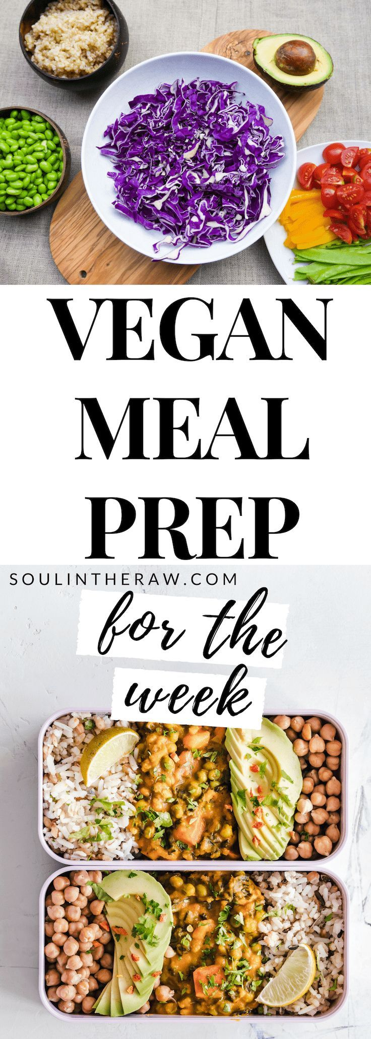 Vegan Meal Prep: Time-Saving Tips and Tricks for Easy Meals images