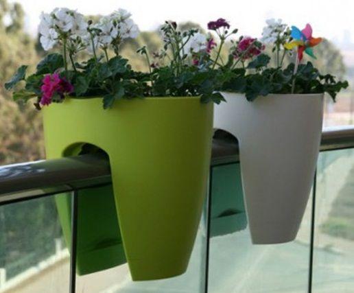 evinizi-guzellestirecek-dekoratif-saksi-modelleri-6 | Son Moda Ev Dekorasyon Fik… Balkon