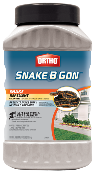 Ortho Snake Repellent Granules B Gon Prevents The Entry Nesting And Foraging Of Snakes