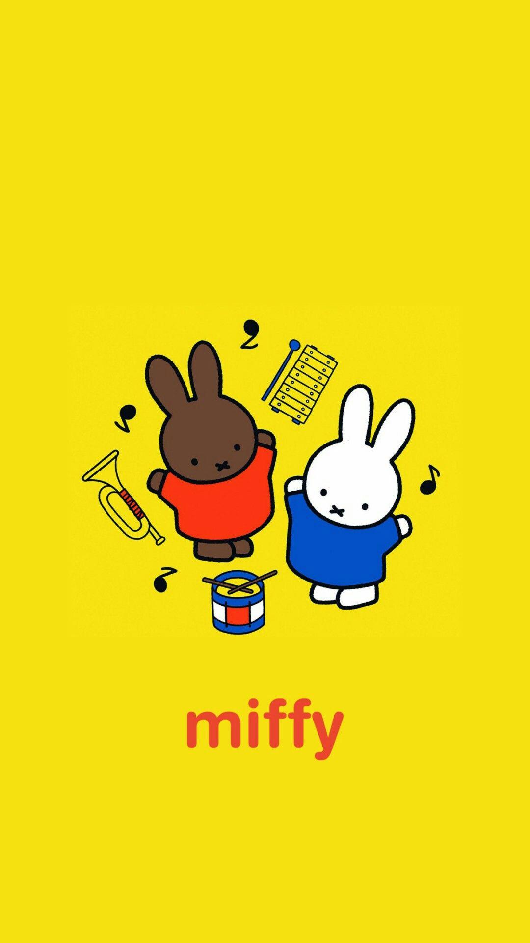 ミッフィー イラスト Miffy の画像 投稿者 Lola Lai さん
