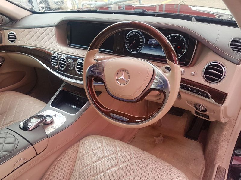 Used Mercedes Benz S Class S600 Maybach For Sale In Gauteng Cars