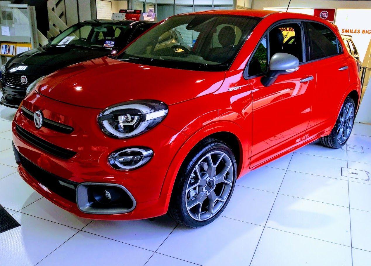 Fiat 500x Sport Fiat500x Fiat500xsport 500xsport Graysgarage