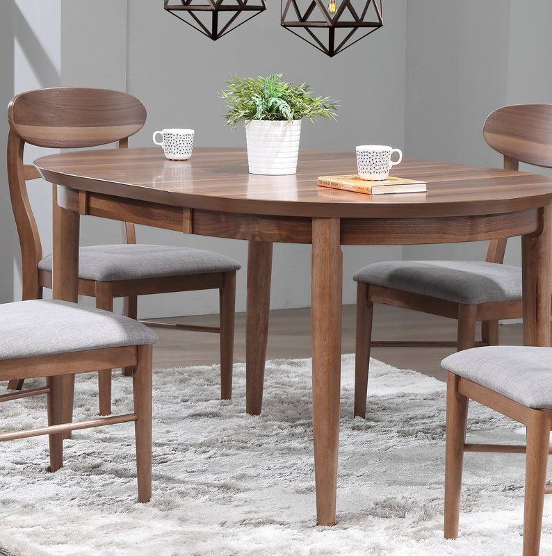 Chau Extendable Dining Table Dining Table In Kitchen Dining