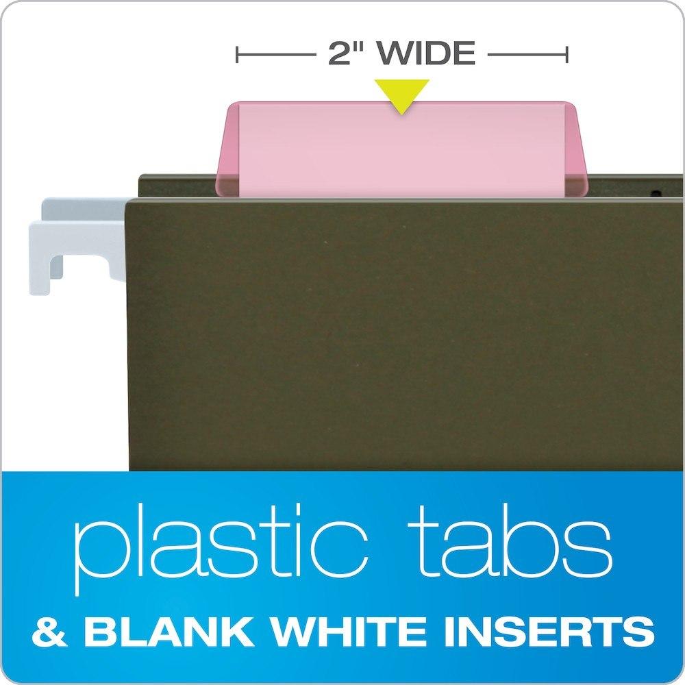 Pendaflex Label Template Label Templates Hanging Folders Folder Tabs