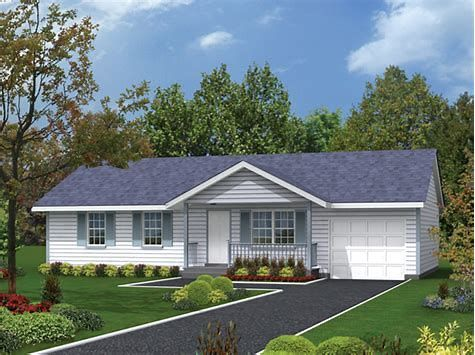 Image Result For Front Porch To Ranch House With Garage On Side Adding With Images Ranch Style House Plans Ranch Style Homes Ranch House Plans