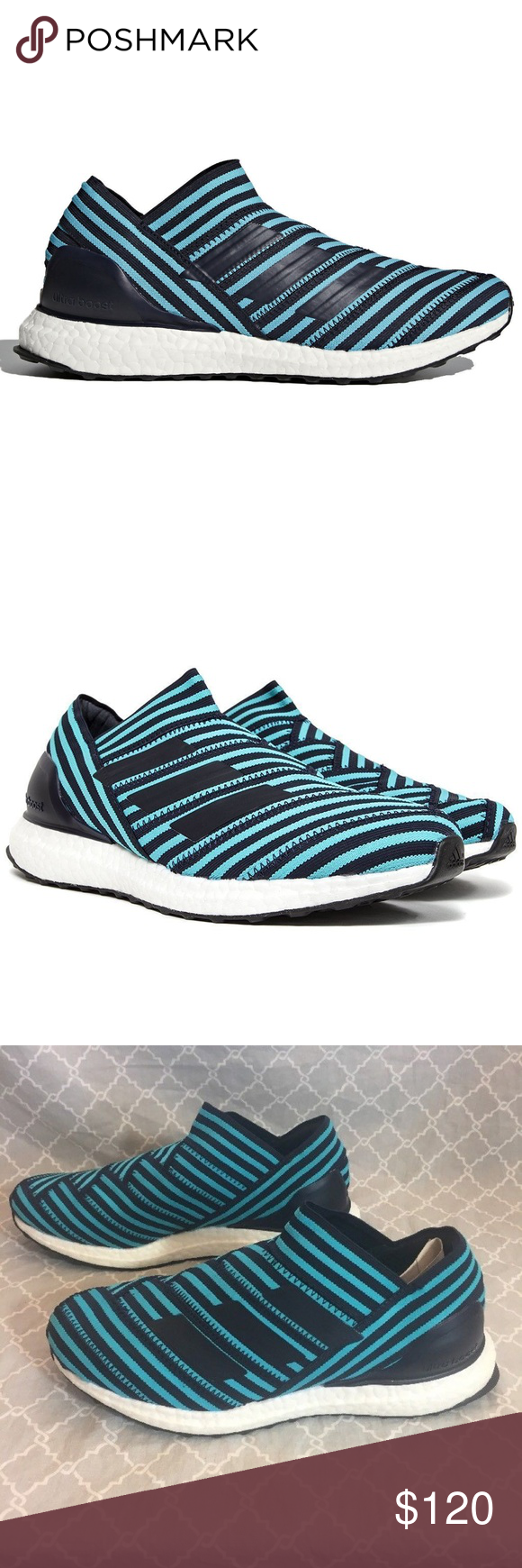 43de62223 Adidas Mens Nemeziz Tango 17+ CG3658 Size 7.5 Adidas Nemeziz Tango 17+ 360  Agility
