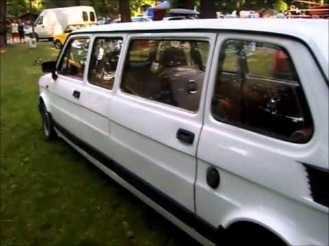 Polski Fiat 126p Fl Limousine With Images Fiat 126 Fiat
