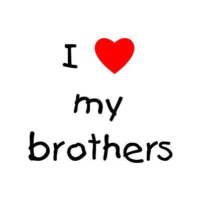 I Love My Brother Quotes For Facebook I Love My Big Brother Quotes