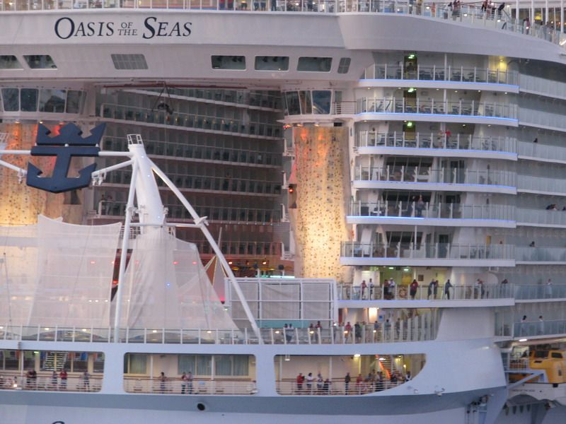 Oasis Of The Seas Aft Cruise Ships Pinterest Oasis Cruises - What is aft on a cruise ship