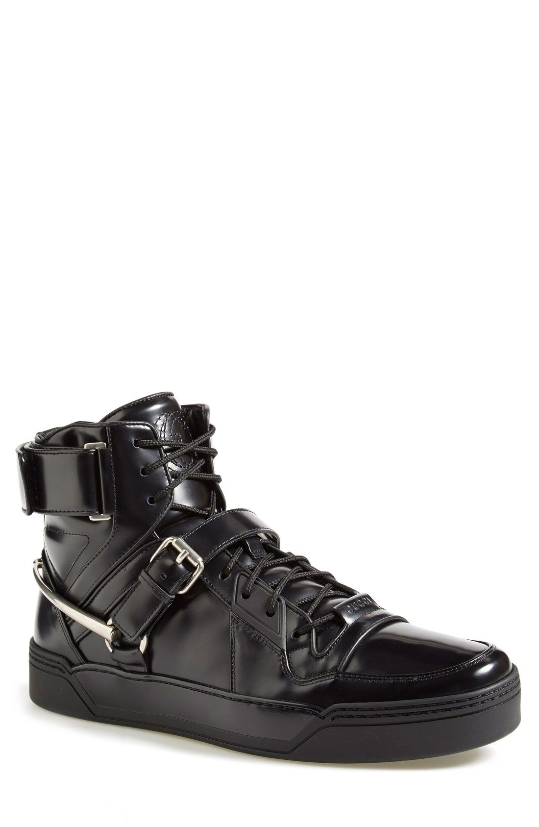 21d5a3d0025c Gucci  Basket Darko  High-Top Sneaker (Men)