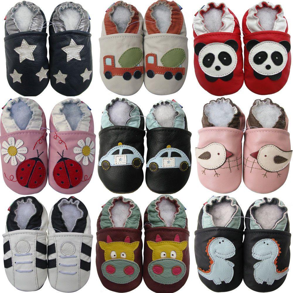 carozoo shoeszoo prewalk baby leather