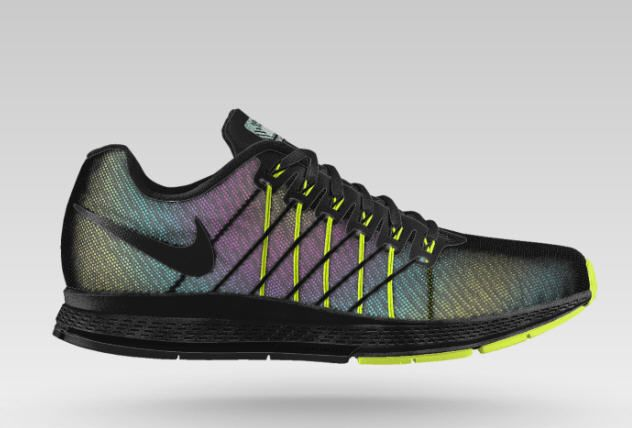 Nike Air Zoom Pegasus 32 Flash iD - Chaussures de Running Homme Nike -  Iziva.com